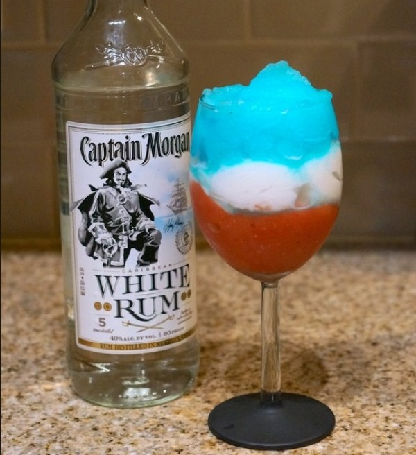 The Captains Fourth of July