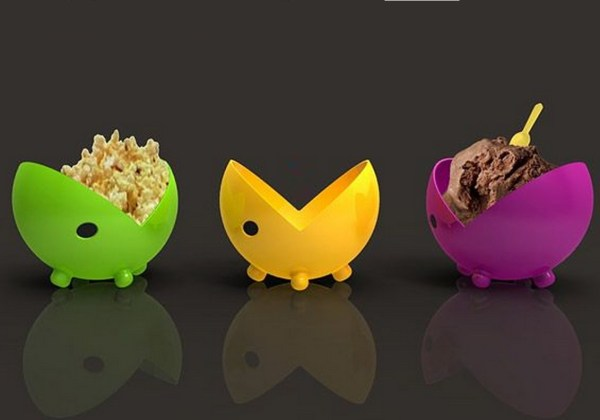 Pacmania Bowls