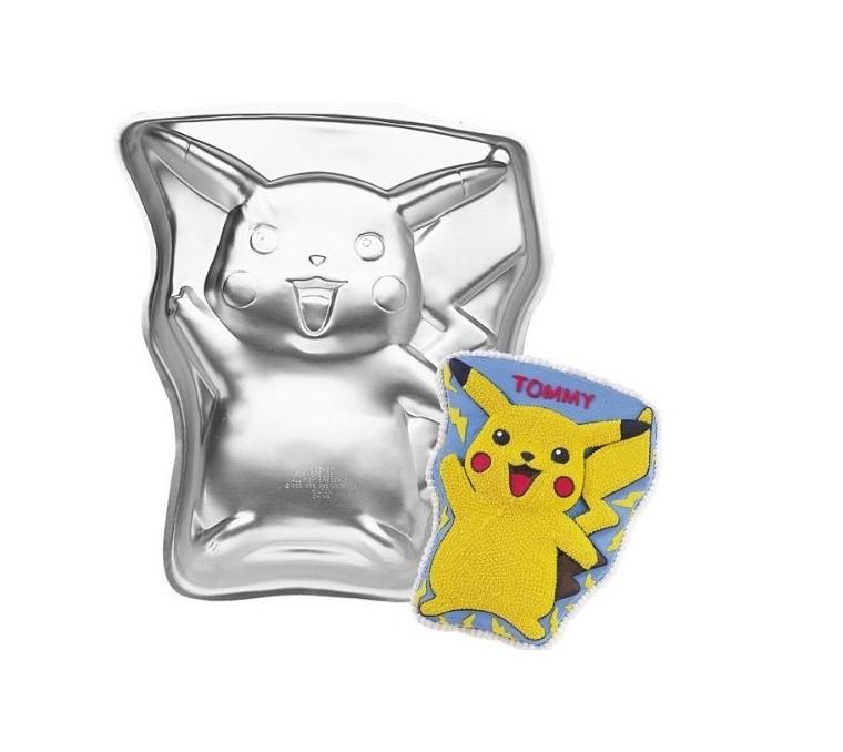 Pikachu Character Cake Tin