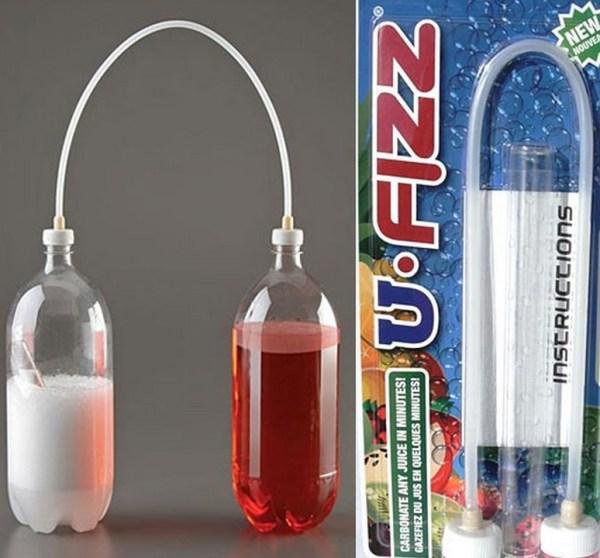 U-fizz Home Carbonation Kit