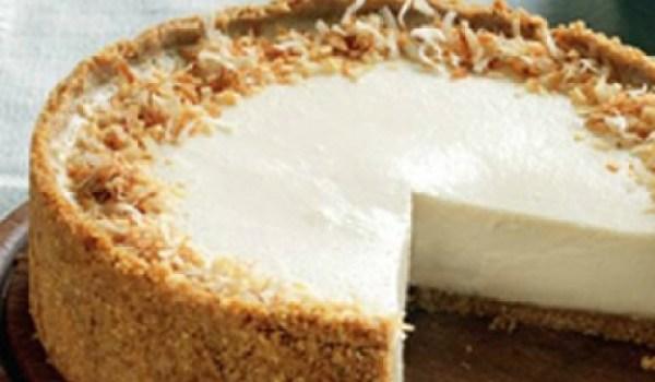 Custard Apple Cheesecake
