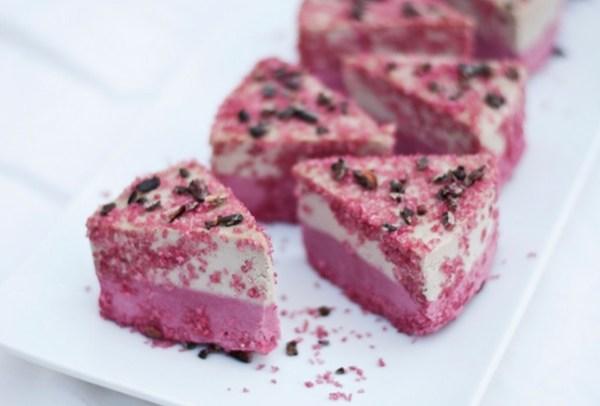 Beetroot Cheesecake