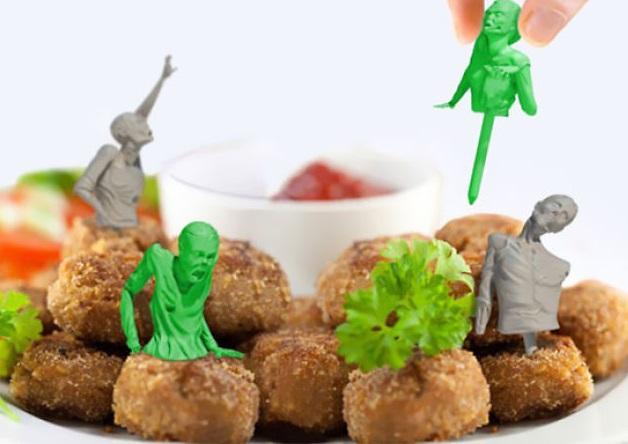 Zombie Food Picks