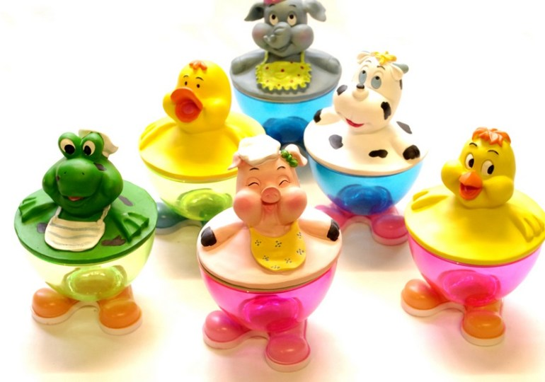 Animal Cereal Bowls