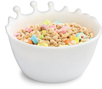 Spilt Milk Cereal Bowl