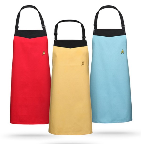 Star Trek: Starfleet Uniform Apron