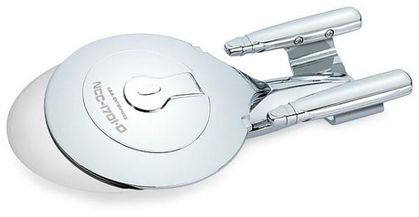 Star Trek U.S.S. Enterprise D Pizza Cutter
