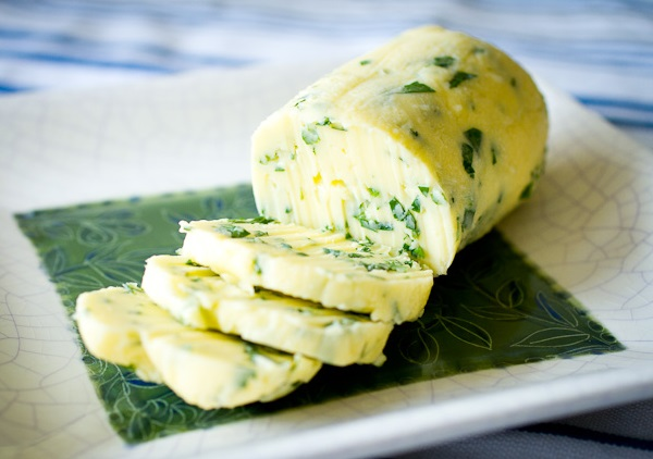 Parsley, Tarragon and Chives Butter
