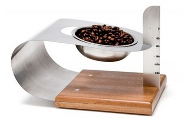 Analog Bendy Metal Kitchen Scales