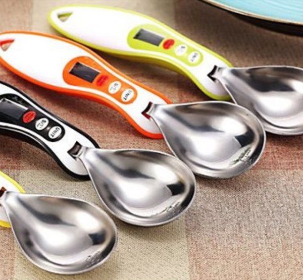 Measuring Spoon Kitchen Scales