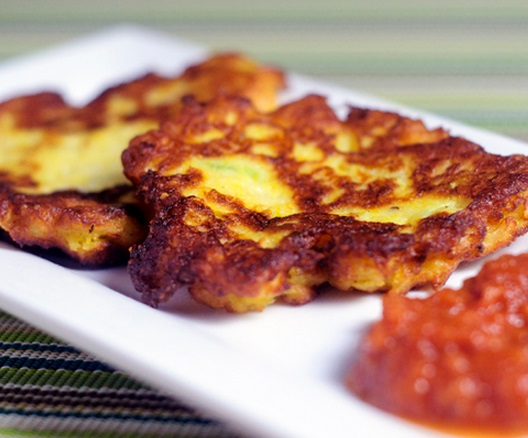 Winter Squash Fritters