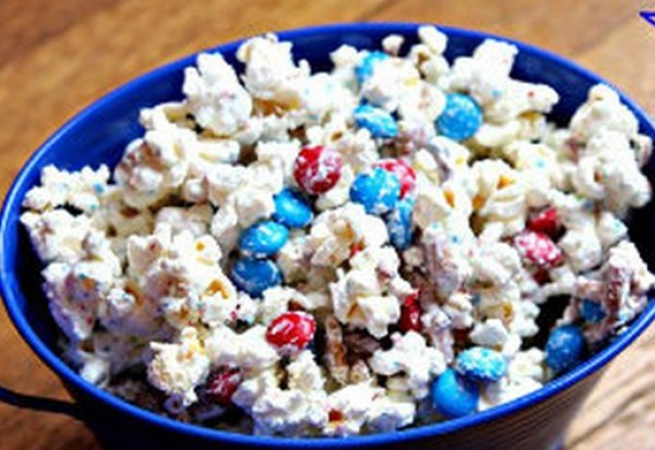 Independence Day Popcorn