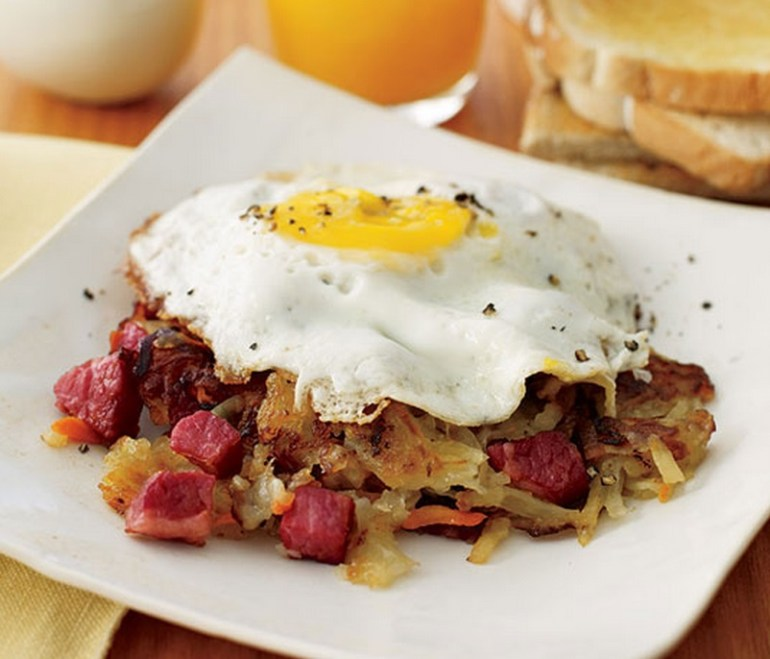 Meat & Potato Hash