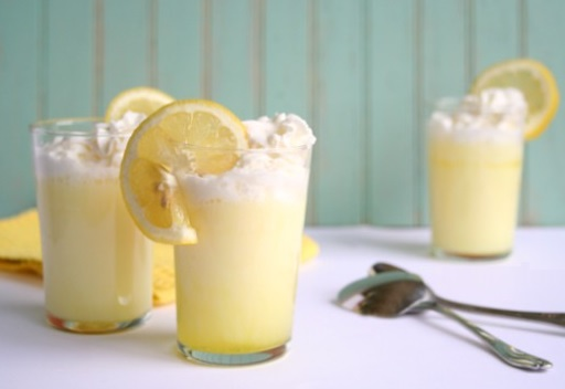Lemon Cream Soda