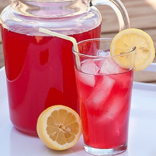 Cranberry & Lemonade Punch