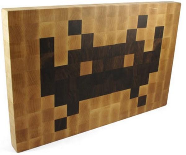 Atari Space Invaders Cutting Boards