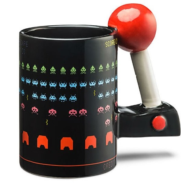 Atari Space Invaders Arcade Coffee Mug