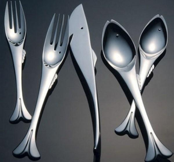 Fish Cutlery Set