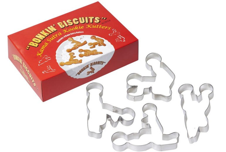 Bonkin Biscuits Cookie Cutters