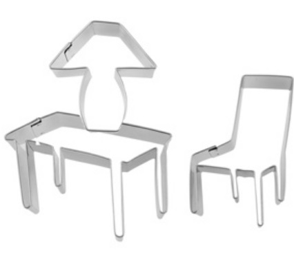 Household Furniture Cookie Cutter