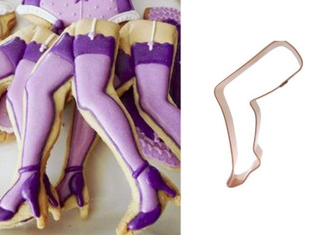 Sexy Legs Cookie Cutter