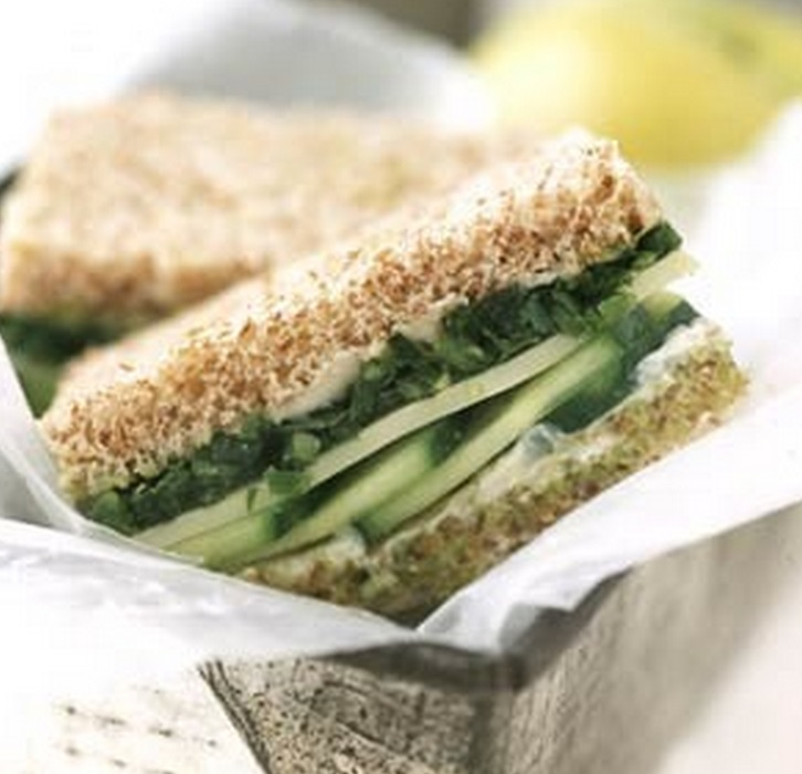 The Ultimate Cucumber Sandwiches