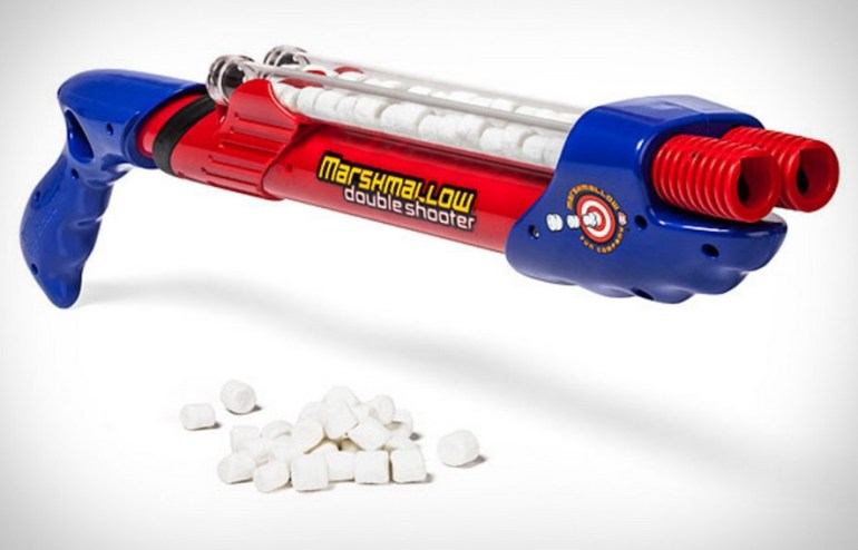 Marshmallow Double Shooter