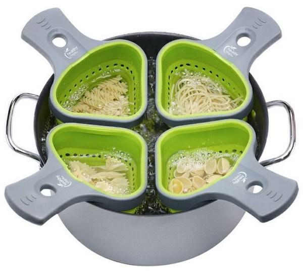 Portion Control Pasta Baskets