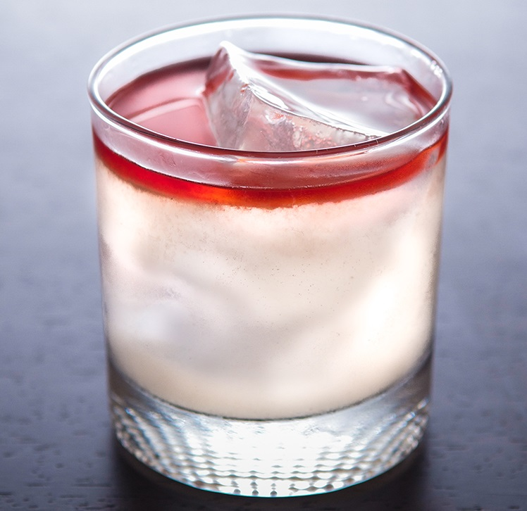 The New York Whiskey Sour Recipe