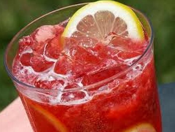 Homemade Raspberry Lemonade Recipe