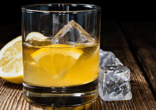 Maple & Lemon Whiskey Sour Recipe