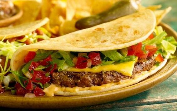 Cheeseburger Tacos