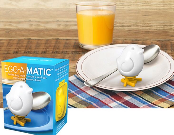 Egg-A-Matic Chick Egg Mould