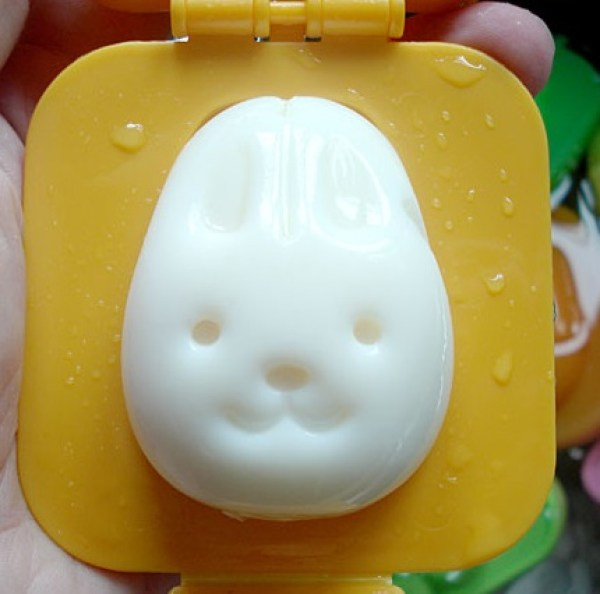 Egg-A-Matic Bunny Egg Mould