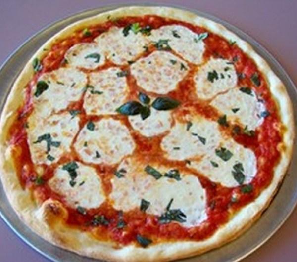 Buffalo Cheese Pizza