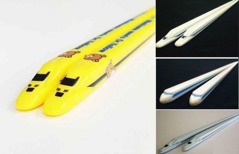 Japanese Bullet Train Chopsticks