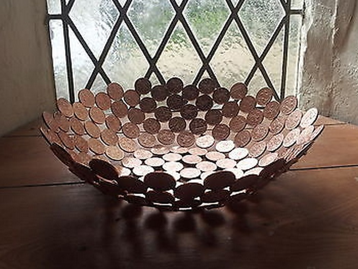 Coins Fruit Bowl