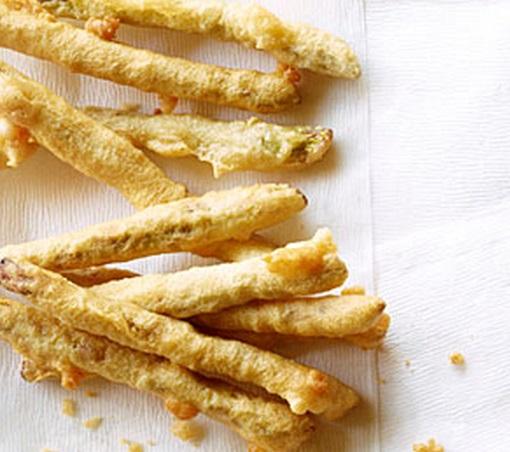 Asparagus Tempura Recipe