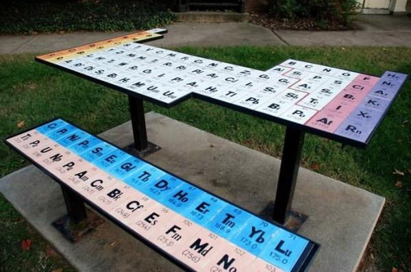 Elements Picnic Table