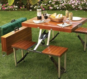 Top 10 Crazy and Unusual Picnic Tables
