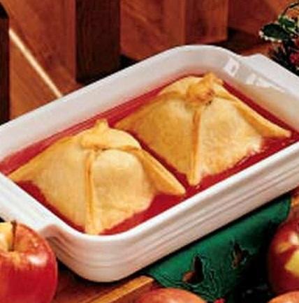 Cinnamon Apple Dumplings