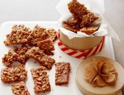 Graham Cracker Homemade Toffee
