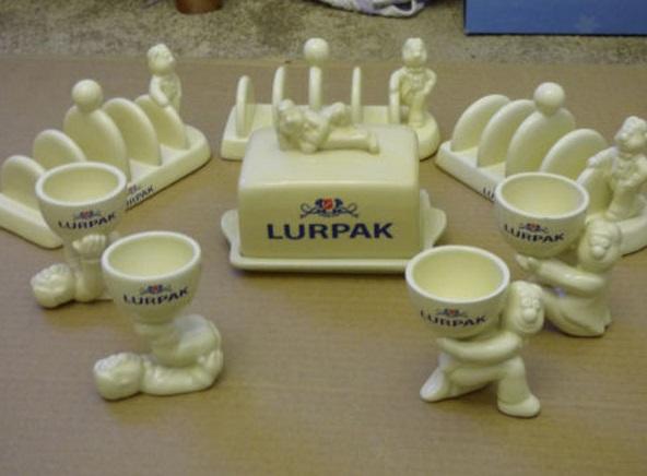 Lurpak Breakfast Set