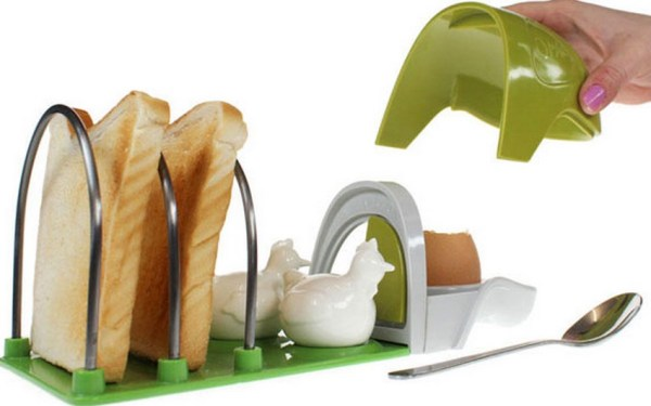 Eglu Chicken Coop Breakfast Set