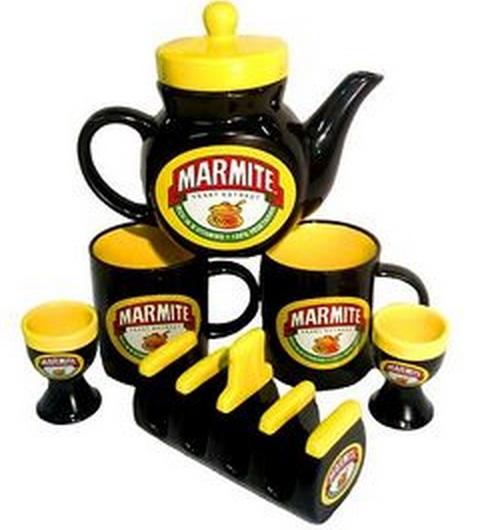 Marmite Breakfast Set