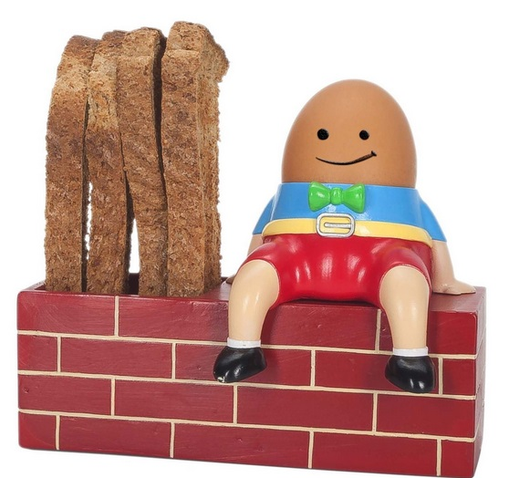 Humpty Dumpty Breakfast Set