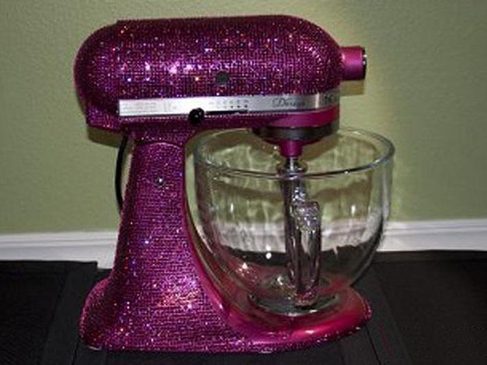 Bling Diva 8000 Crystal Mixer