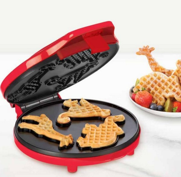 Electric Circus Waffle Maker
