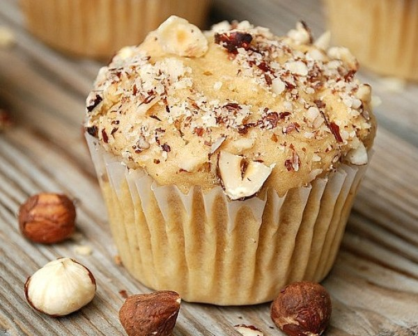 Nutty Maple Muffins