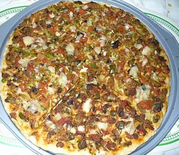 Hot and Spicy Pizza